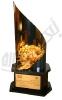 تندیس همایش گل طلایی شرکای پایدار اسنوا - کیش 1393